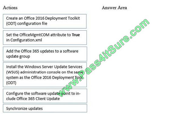 pass4itsure 70-703 exam question q12